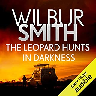 The Leopard Hunts in Darkness cover art