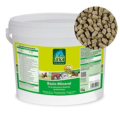 Lexa Basis-Mineral-9 kg Eimer