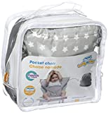 Baby-To-Love Pocket Chair (White Stars)