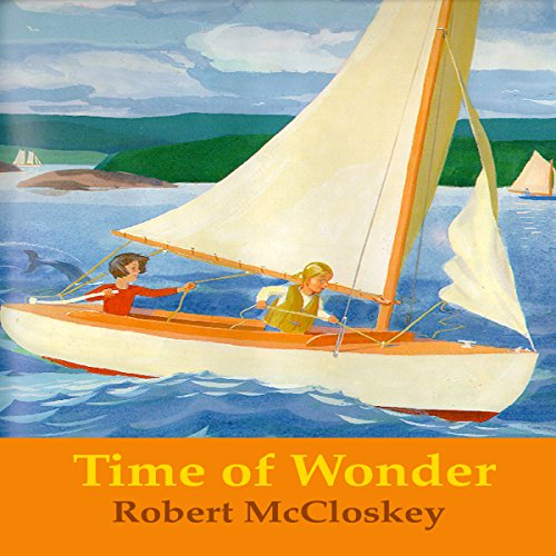 Time of Wonder audiobook cover art