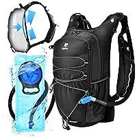 ZOFOW 70oz 2 Liter Lightweight Hydration Backpack