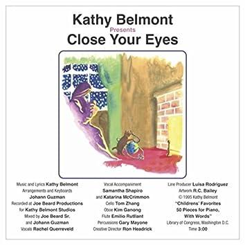 Close Your Eyes (feat. Rachel Querreveld, Samantha Shapiro & Katarina McCrimmon)