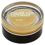 Maybelline Colour Tattoo 24 Hr Eye Shadow 75 24K Gold