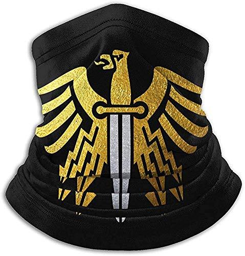 Linger In Messer Eagle Neck Warmer Kopfbedeckung Gesicht Schal Unisex