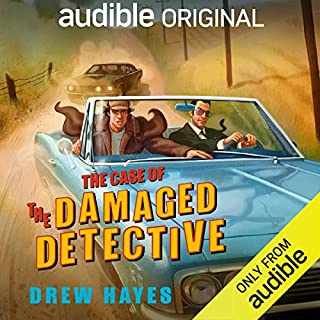 The Case of the Damaged Detective     5-Minute Sherlock, Book 1              By:                                                                                                                                 Drew Hayes                               Narrated by:                                                                                                                                 Carol Monda,                                                                                        Scott Aiello                      Length: 7 hrs and 49 mins     Not rated yet     Overall 0.0