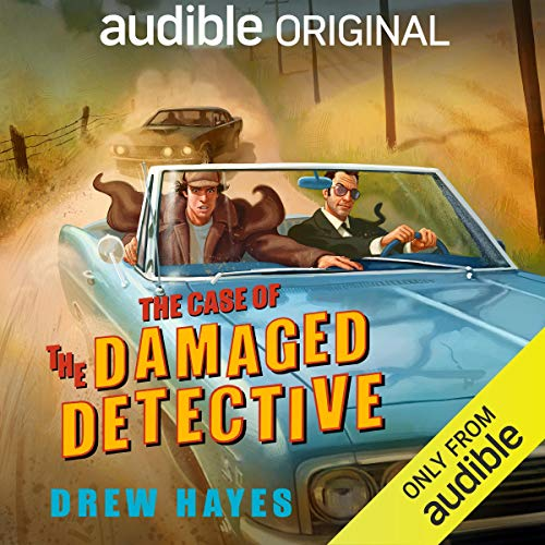 The Case of the Damaged Detective cover art