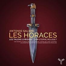 Digital Booklet: Antonio Salieri: Les Horaces