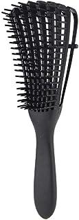 FJ Anti Static Detangling Hairbrush,Anti-Knot Massage Detangler Comb Pain Free Hair Brush Straightener for Women Men Kid L...