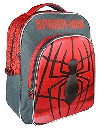 Spiderman CD-21-2109 2018 Mochila Infantil, 40 cm, Multicolor