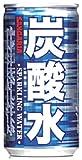 サンガリア 炭酸水 缶 185mlx30本