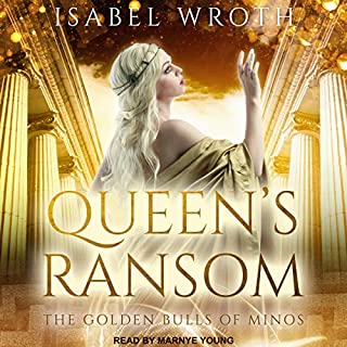Queen's Ransom audiobook cover art