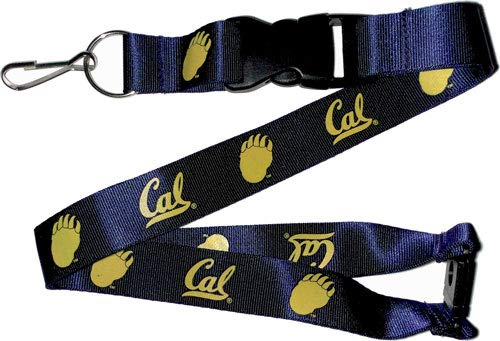 aminco NCAA California Golden Bears Team Lanyard