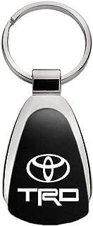 Toyota TRD Black Tear Drop Key