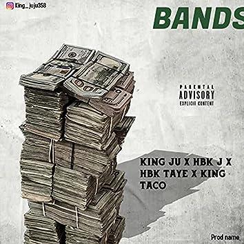 Bands (feat. Hbk j, HBK Taye & King Taco)