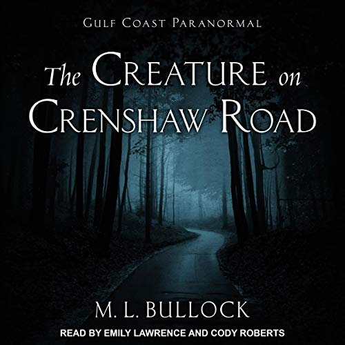 The Creature on Crenshaw Road cover art