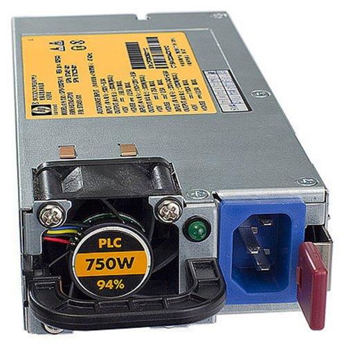 """Hp - 750W Cs He (92% Efficiency) Power Supply - Nota: Para Servidores Proliant G6/G7 Que Admiten Fuentes """"Common Slot"""". En Caso De Requerir Redundancia, Las Fuentes Deben Ser Iguales."""