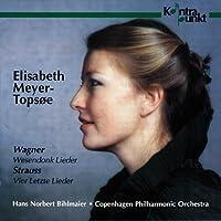 ワーグナー、R.シュトラウス:管弦楽伴奏歌曲集