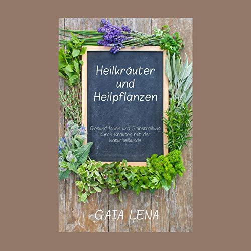 Heilkräuter und Heilpflanzen Titelbild