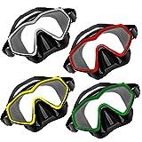 #DoYourSwimming Tauchermaske »AdventureDiver« Schwimm-Maske/Swim Mask/Scuba...