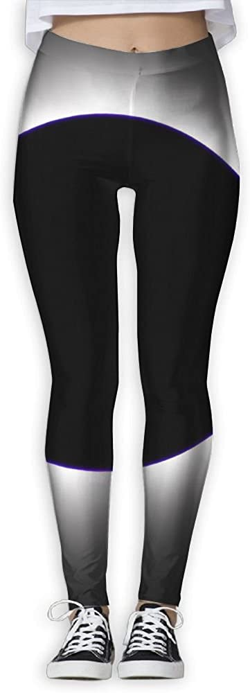 EWDVqqq Girl Yoga Pant Wyoming Total Fi Waist Eclipse Max 79% OFF wholesale High Solar