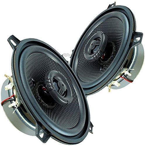 Ampire Lautsprecher 130mm für Audi 80 (B3/B4) (91-00) Koax Seiten Heckbereich
