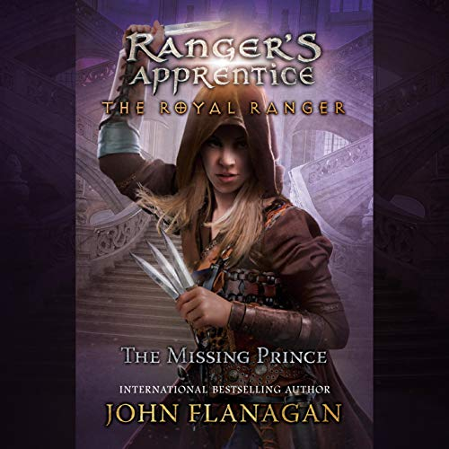 The Royal Ranger: The Missing Prince cover art