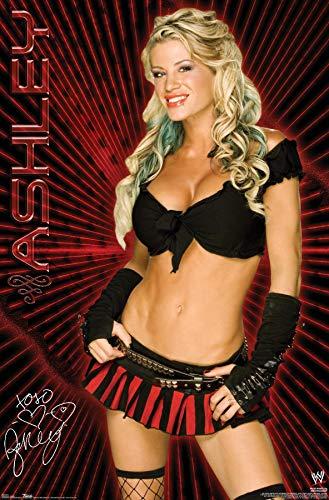 Trends International WWE Ashley Massaro Wall Poster 22.375' x 34'