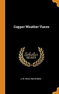 Copper Weather Vanes