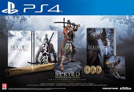 SEKIRO - Shadows Die Twice - Collectors Edition [PlayStation 4]