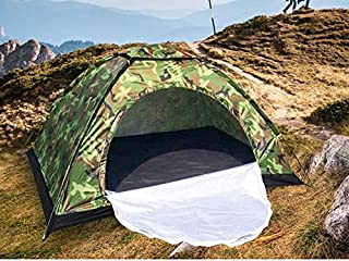 Rag & Sak® Camping Tent 3-4 people camouflage Waterproof Windproof Ultraviolet-proof outdoor travel Dome Tent for camping,...