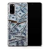 Coque design pour Samsung A7 (2017) .Dollars Money Pattern D004 - Design 5