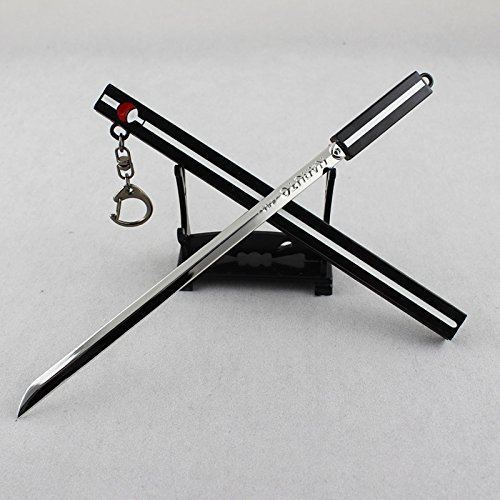 [HIGH QUALITY]: We designed this item to be a very detailed replica made of high quality heavy duty metals, Durable and always in new appearance [AMAZING GIFT] - Popular animation game character weapon, a great gift for boys, it will be a surprise gi...