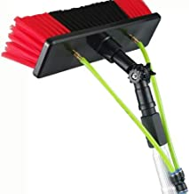 3.5M Solar Panel Cleaning Brush, Telescopic Rod Tool Photovoltaic Panel Cleaning, Aerospace Aluminum, for Window Cleaning