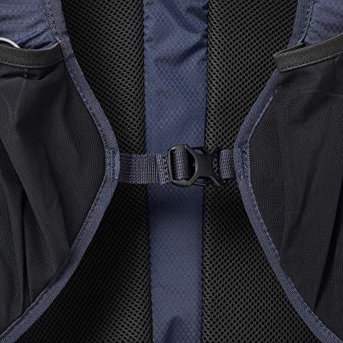 [ミズノ]ランニングバックパック約5LJ3JD9501(現行モデル)ネイビー×オーロラピンク