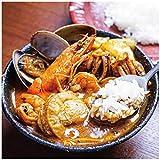 北海道の恵み!竜宮の賄い海鮮スープカレー 500g×2 レトルト スープカレー 札幌市 奥芝商店