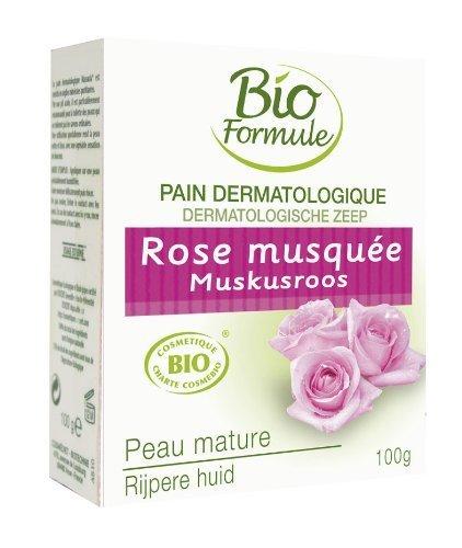 Bioformule - 0018340 - Pain Dermatologique - Rose Musquée - 100 g