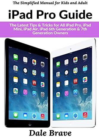 iPad Pro Guide The Latest Tips Tricks for All iPad Pro iPad Mini iPad Air iPad 6th Generation product image