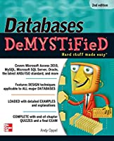 Databases DeMYSTiFieD, 2nd Edition Front Cover