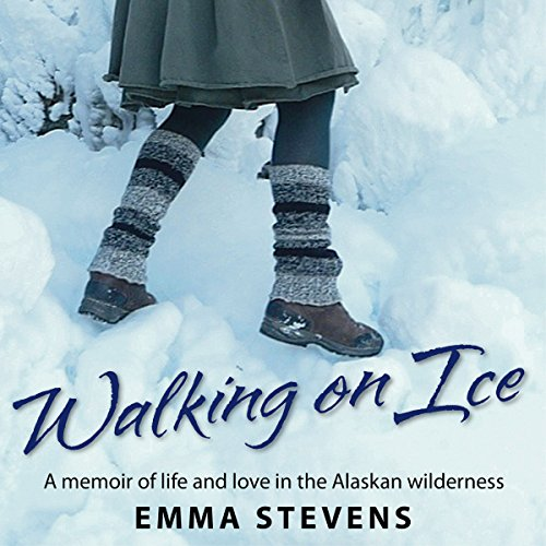 Walking on Ice audiobook cover art
