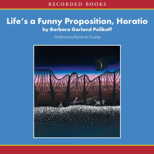Life's a Funny Proposition, Horatio cover art