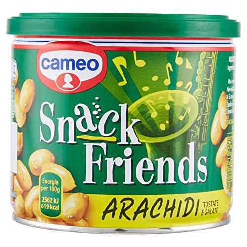 Cameo Snack Friends Arachidi Tostate e Salate, 200g