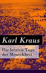 E-Book-Cover Die letzten Tage der Menschheit