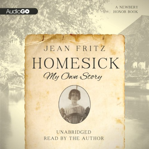 Homesick audiobook cover art