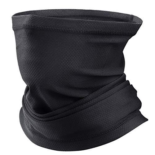 HASAGEI Schlauchschal Herren Damen Bandana UV-Schutz Sport Maske Laufen Schal Halstuch Kopftuch Loop Schal Multifunktionstuch für Laufen Fahrrad Radfahren Klettern Motorradfahren Outdoor