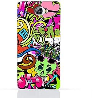 Huawei Y6 II Compact TPU Silicone Case With Graffiti Hip Hop 2 Design