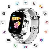 BelievE Smartwatch para niños Activity Tracker Smartwatch WiFi 4G Video Llamada GPS Cámara de Chat en línea SOS Pista histórica LEMFO LEC2PRO