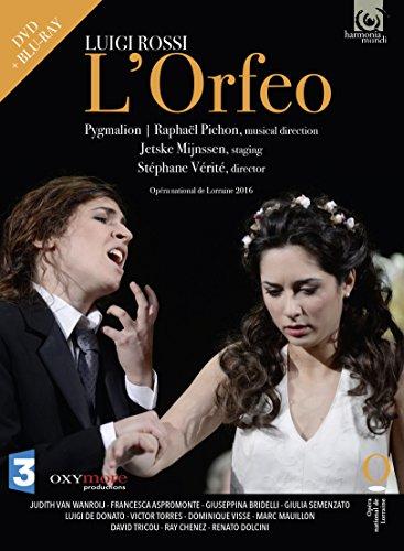 L'orfeo [Blu-ray]