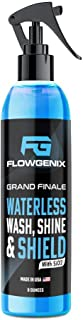 Flowgenix Grand Finale Waterless Car Wash Shine and Shield
