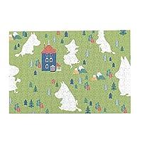 ムーミン 1000ピース パズル じぐぞーパズル ピースパズル ジグソーパズル 木製パズル 減圧 益智 初心者向け 部屋飾り物 萌えグッズ かわいい プレゼント 子供 大人 キャラクター