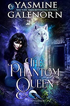 The Phantom Queen (Whisper Hollow Book 3) by [Yasmine Galenorn]